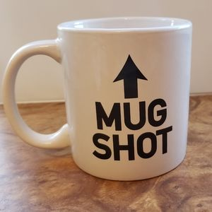 """Mug Shot"" Funny Mug"